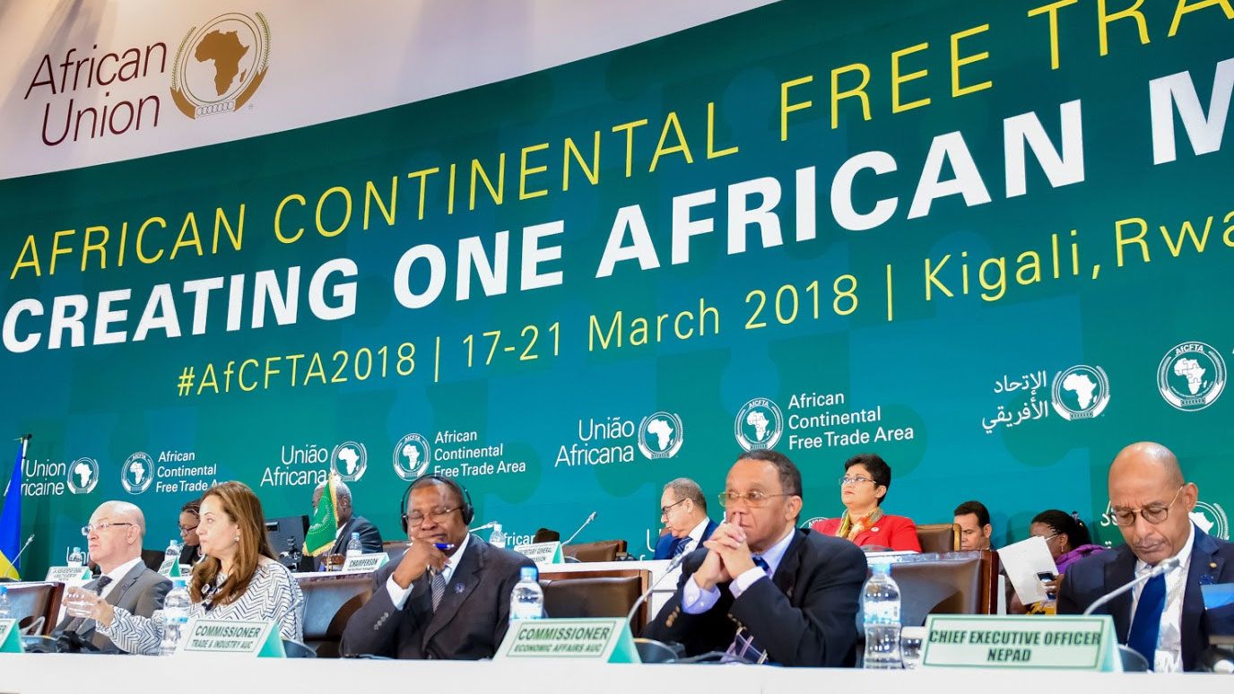 Presidents Note African Transformation Today