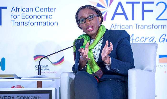 Dr. Vera Songwe